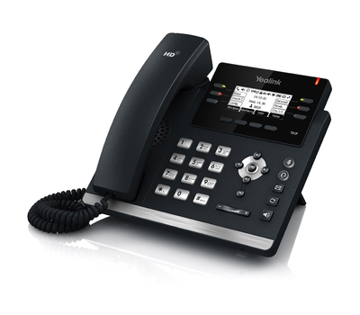 SIP-телефон Yealink SIP-T41P, без БП